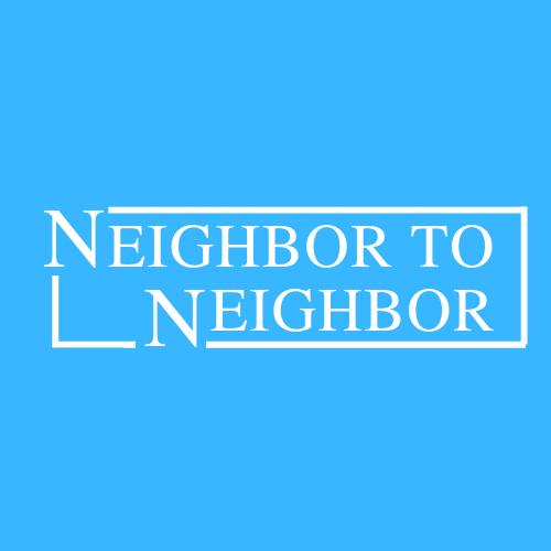Neighbor to Neighbor Logo